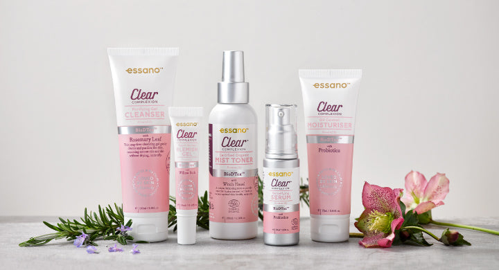 Check out our Clear Complexion Range