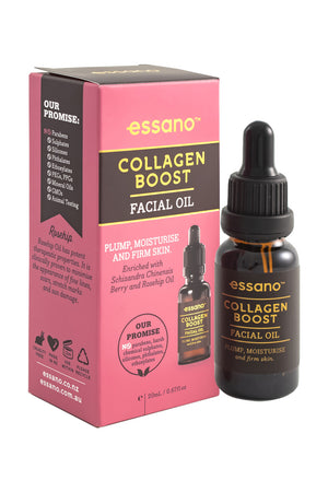 Collagen Boost Facial Oil 20ml
