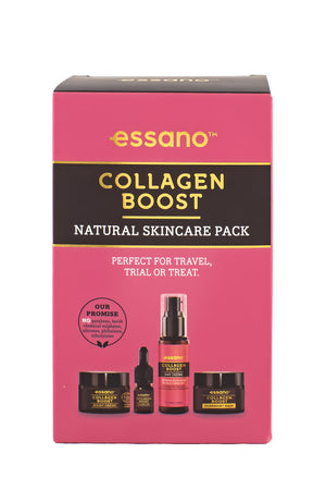 Collagen Boost Natural Skincare Pack