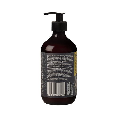 Coconut & Frangipani Soothe & Hydrate Body Wash 445ml