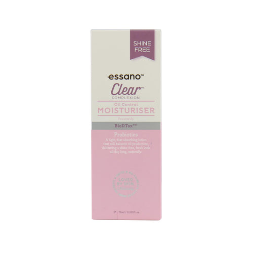 Clear Complexion Oil Control Moisturiser 75ml