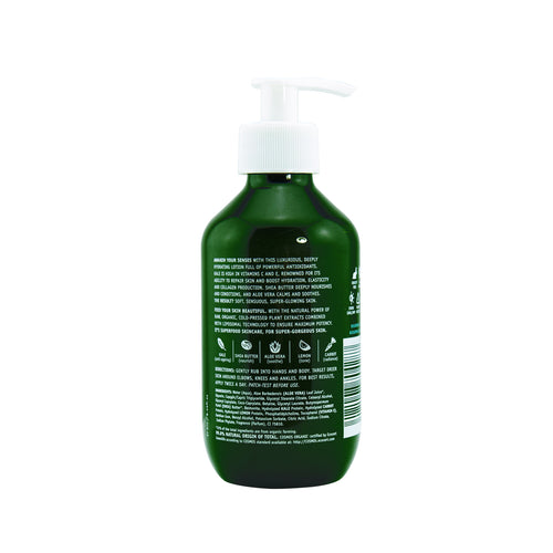 Superfoods Kale Certified Organic Hand & Body Lotion 250ml