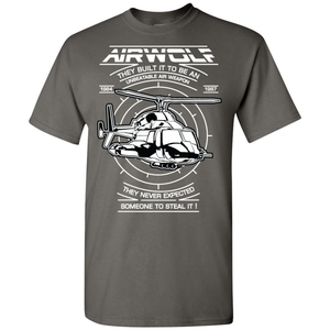 Airwolf T-shirt-ProductPro-Mercantile Americana