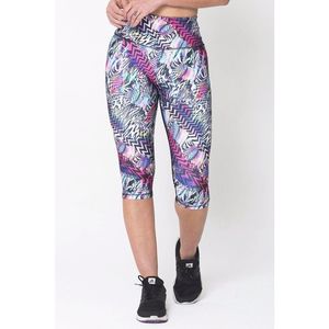 Animal Print Capri-ProductPro-Mercantile Americana