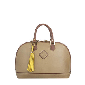 Antonia Handbag- Tan/Caramel-ClaudiaG Collection-Mercantile Americana