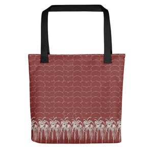 Arch On Tote Bag-ProductPro-Mercantile Americana