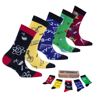 Arts & Science Socks-Socks n Socks-Mercantile Americana