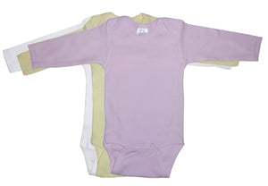 Bambini Boy's Pastel Long Sleeve Onezie-Bambini Infant Wear-Mercantile Americana