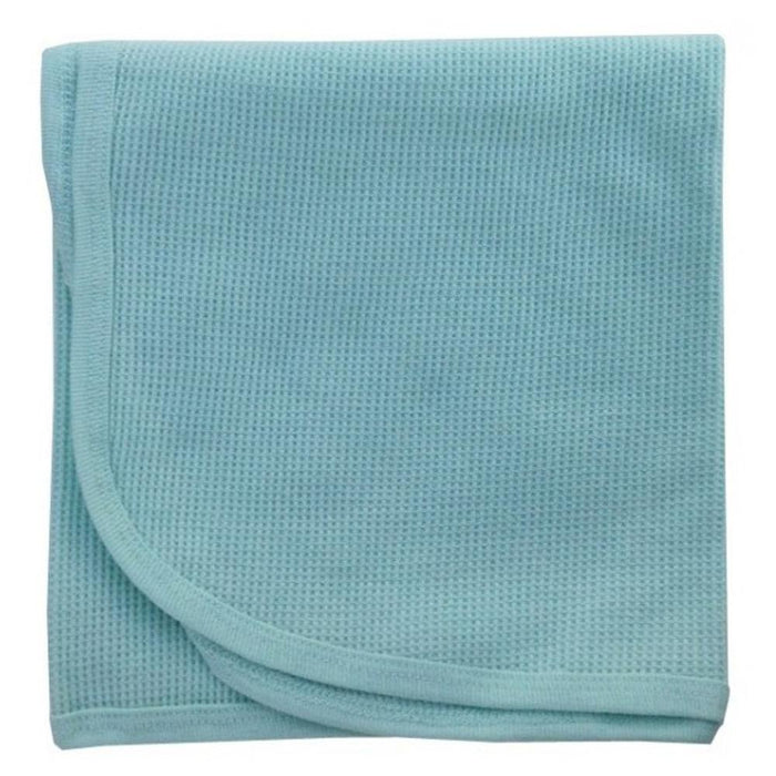 Bambini Mint Thermal Receiving Blanket