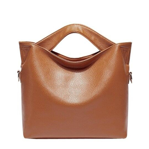 Casual Everyday Leather Shoulder Bag-ProductPro-Mercantile Americana