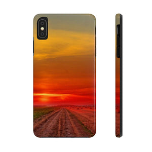 Chasing the Sun - Case Mate Tough Phone Cases-Printify-Mercantile Americana