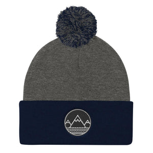 Coastal Mountain Knit Cap-Coastal Wilderness-Mercantile Americana