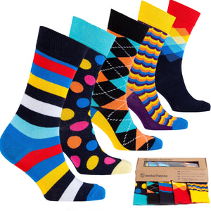 Dapper Mix Set Socks-Socks n Socks-Mercantile Americana
