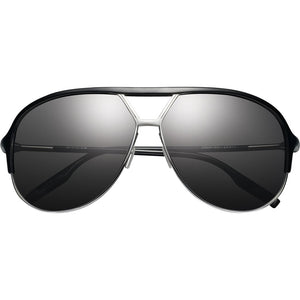 Division Polished Black-Chrome/Grey Polarized-IVI VISION-Mercantile Americana