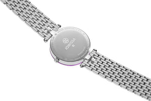 Facet Strass Swiss Ladies Watch J5.702.M-Jowissa Watches-Mercantile Americana