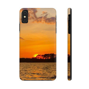 Fire on the Water - Case Mate Tough Phone Cases-Printify-Mercantile Americana