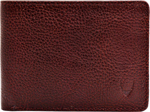 Giles Vegetable Tanned Leather Wallet with Coin Pocket-Hidesign-Mercantile Americana