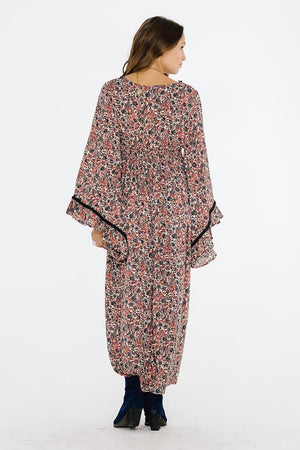 Granada Maxi Dress-RAGA-Mercantile Americana