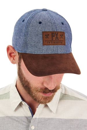 Grayson Dad Hat-PX-Mercantile Americana