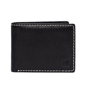 Hayes Leather Bi-Fold Wallet-PX-Mercantile Americana