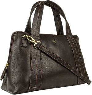 Hidesign Cerys Leather Satchel-Hidesign-Mercantile Americana