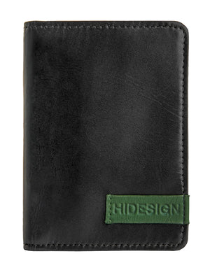 Hidesign Dylan Leather Slim Card Holder with ID Compartment-Hidesign-Mercantile Americana