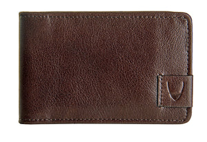 Hidesign Vespucci Buffalo Leather Slim Card Holder-Hidesign-Mercantile Americana