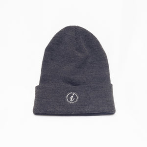 I Beanie - Dark Grey-Illumine Collect-Mercantile Americana