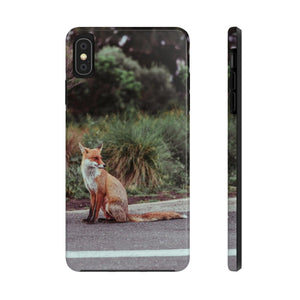 I Know I'm A Fox - Case Mate Tough Phone Cases-Printify-Mercantile Americana