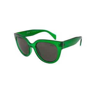 Jase New York Cosette Sunglasses in Emerald Green-Jase New York-Mercantile Americana