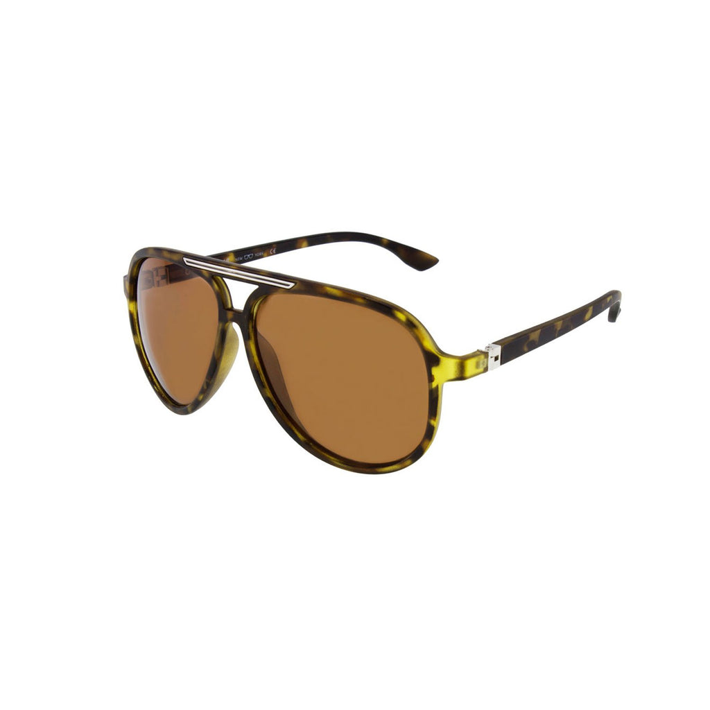 Jase New York Rivers Sunglasses in Havana-Jase New York-Mercantile Americana