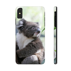 Just Chilling - Case Mate Tough Phone Cases-Printify-Mercantile Americana