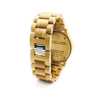 Kylemore | Bamboo-Everwood Watch Company-Mercantile Americana
