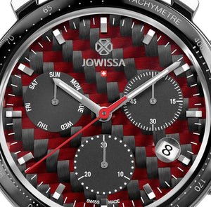 LeWy 18 Swiss Men's Watch J7.117.L-Jowissa Watches-Mercantile Americana