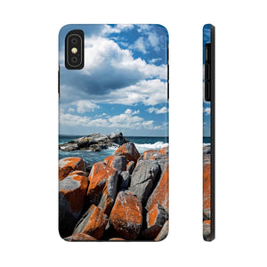 Majestic Shoreline - Case Mate Tough Phone Cases-Printify-Mercantile Americana