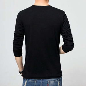 Men's Casual Top with Buttons-ProductPro-Mercantile Americana
