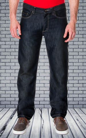 Men's Premium Denim Dark Wash Jean-65 MCMLXV-Mercantile Americana
