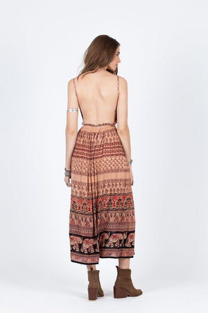 Mojave Maxi Dress-RAGA-Mercantile Americana