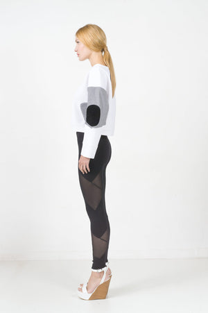 Neoprene sweater-EON Paris-Mercantile Americana