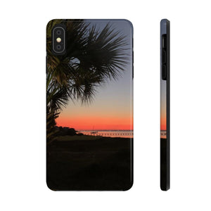 Peaceful Sunset - Case Mate Tough Phone Cases-Printify-Mercantile Americana