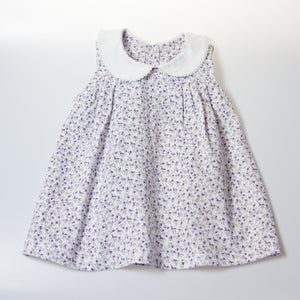 Peter Pan Collar Dress-Little Ashkim-Mercantile Americana
