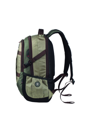 RUIGOR ACTIVE 00 Laptop Backpack Olive Green-Swissruigor-Mercantile Americana