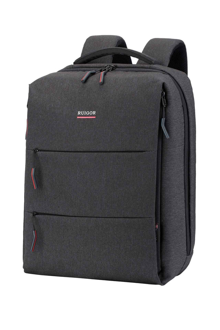 RUIGOR CITY 37 Laptop Backpack Dark Grey