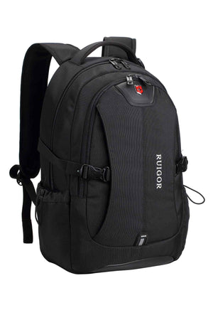 RUIGOR ICON 47 Laptop Backpack Black-Swissruigor-Mercantile Americana