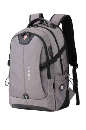 RUIGOR ICON 47 Laptop Backpack Grey-Swissruigor-Mercantile Americana