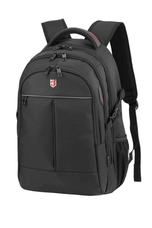 RUIGOR ICON 87 Laptop Backpack Black-Swissruigor-Mercantile Americana