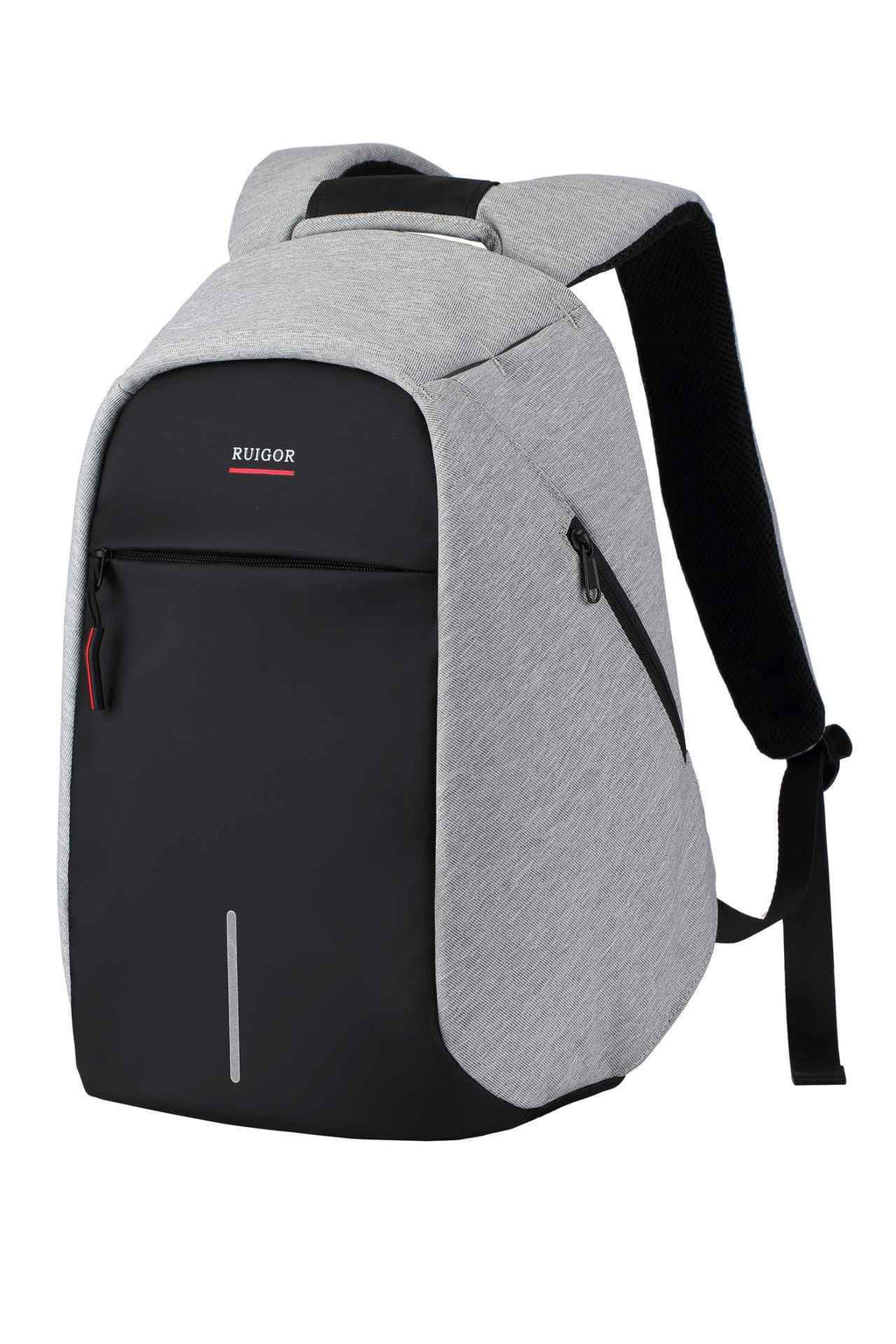 RUIGOR LINK 40 Laptop Backpack Black-Grey-Swissruigor-Mercantile Americana