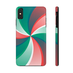 Watermelon Swirl - Case Mate Tough Phone Cases-Printify-Mercantile Americana