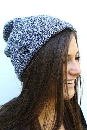 WKND Label Beanie-Weekend Society-Mercantile Americana