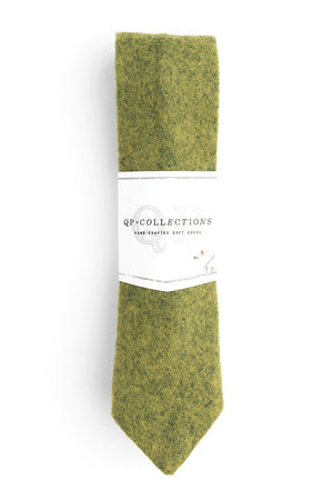 Wool Felt - Green-QP Collections-Mercantile Americana